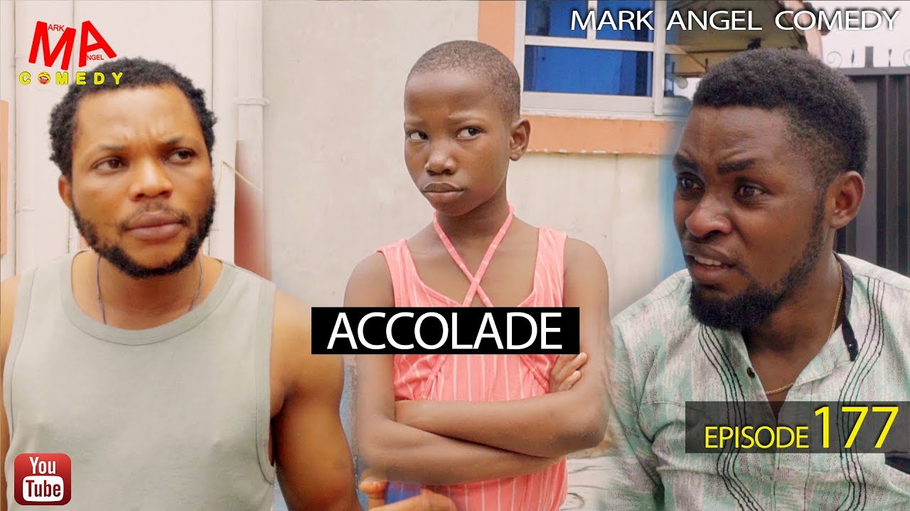 Mark Angel Comedy - Episode 177 (Accolade)