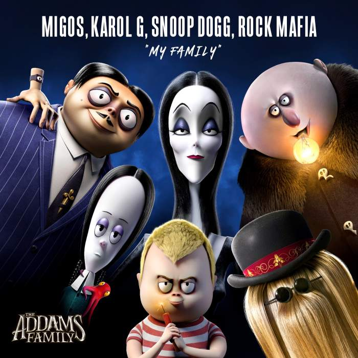 Migos, KAROL G, Snoop Dogg & Rock Mafia - My Family