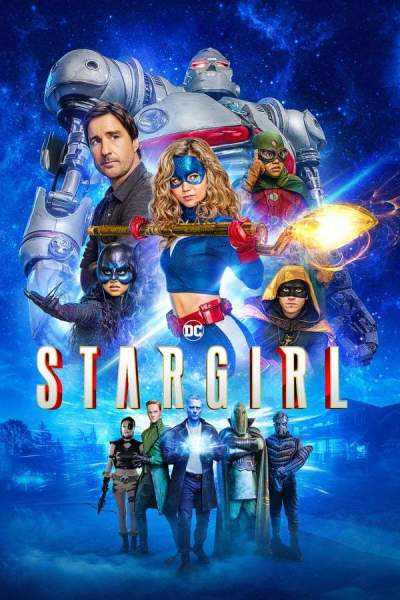 Season Finale: Stargirl Season 1 Episode 13 - Stars & S.T.R.I.P.E. Part Two