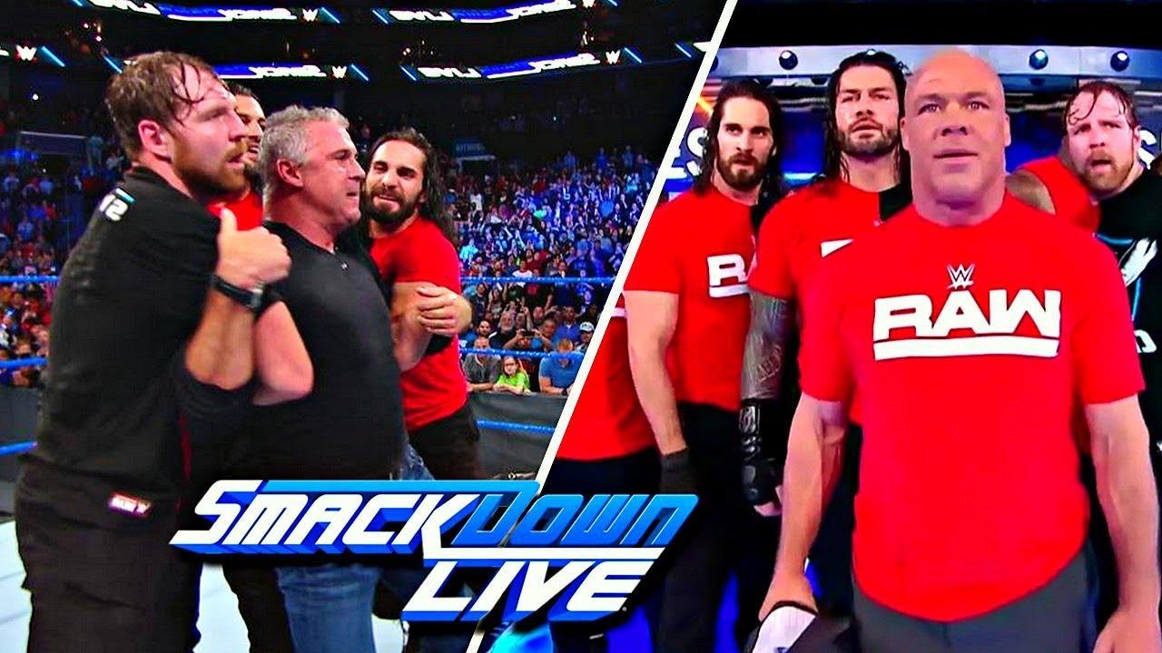 WWE SmackDown (Nov-14-2017) Highlights