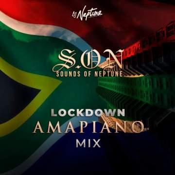 DJ Mix: DJ Neptune - Sounds Of Neptune [Lockdown Amapiano Mix]
