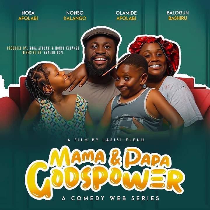Mama & Papa Godspower Episode 1 (A Big Miracle)