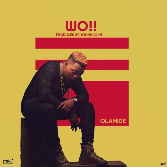 Olamide - Wo! (Instrumentals)