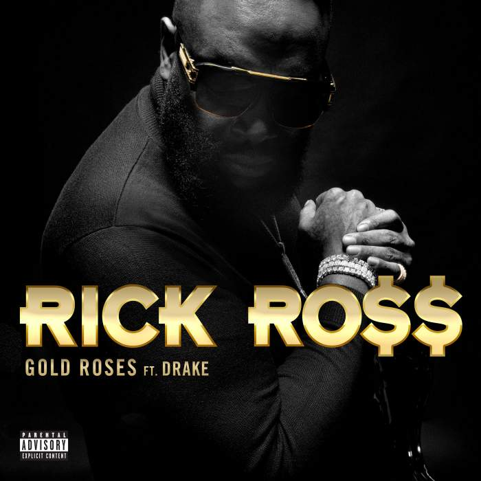 Rick Ross - Gold Roses (feat. Drake)