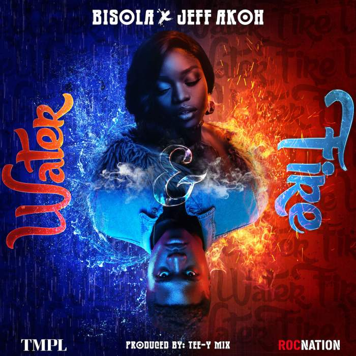 Bisola & Jeff Akoh - Water & Fire