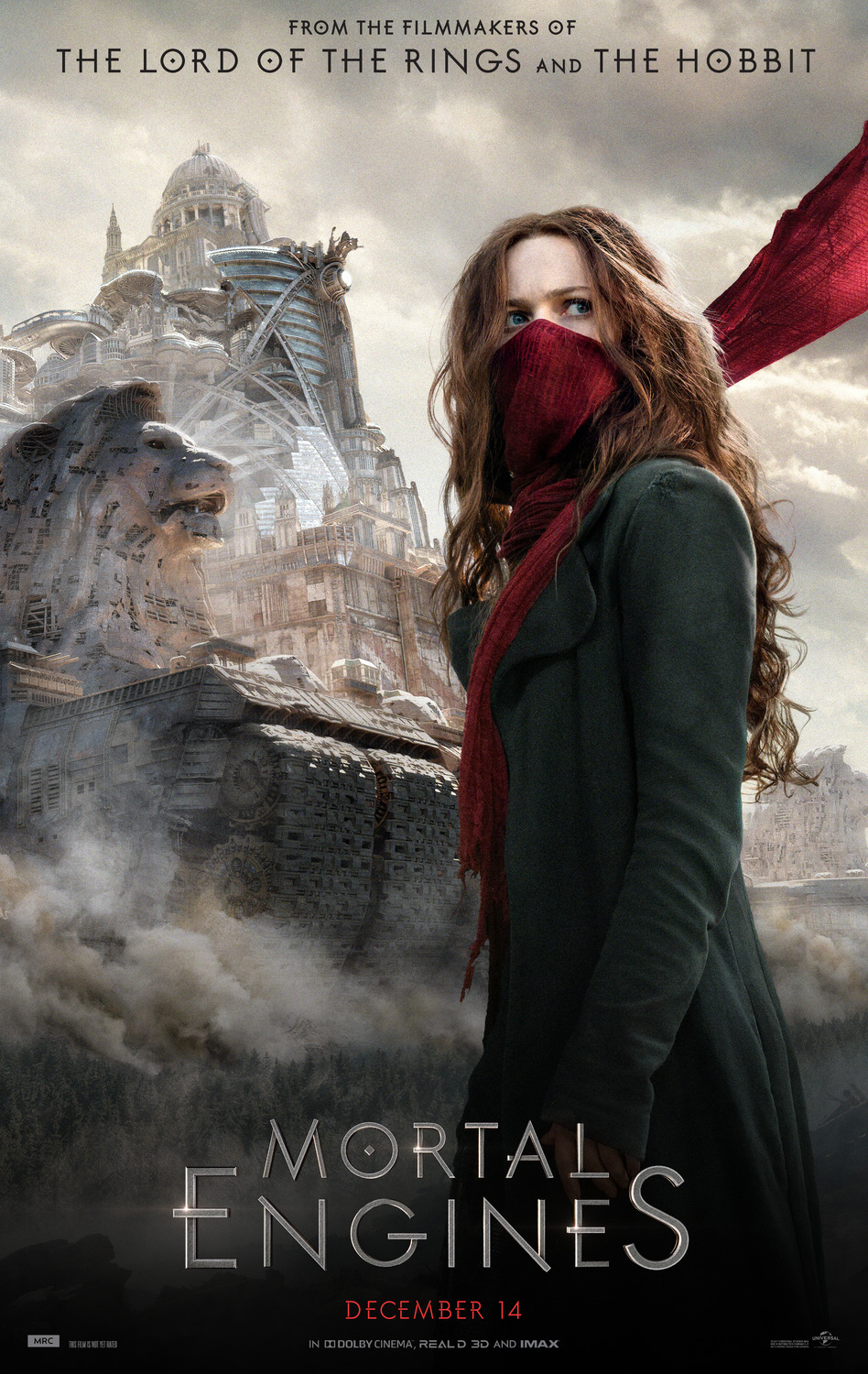 Mortal Engines (2018) [HC-HDRip]