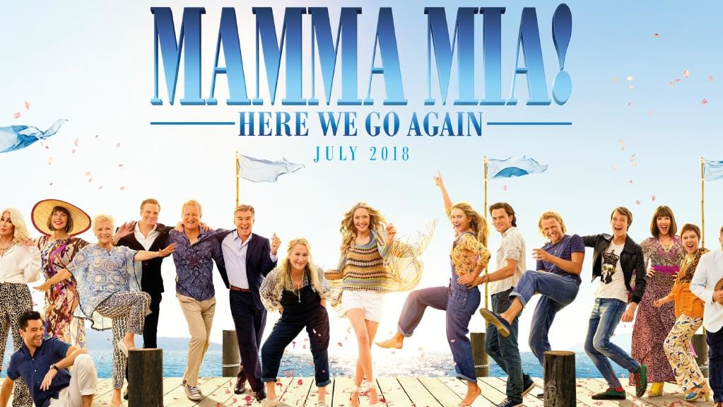 Movie Mamma Mia Here We Go Again 2018 Hc Hdrip