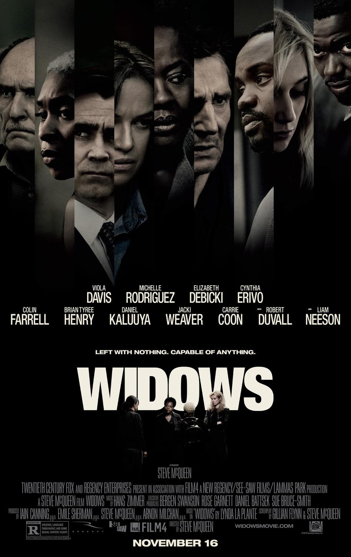 FRESH MOVIE :Widows (2018)