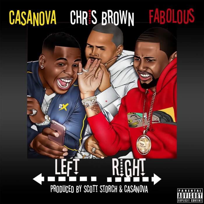 Casanova - Left, Right (feat. Chris Brown & Fabolous)