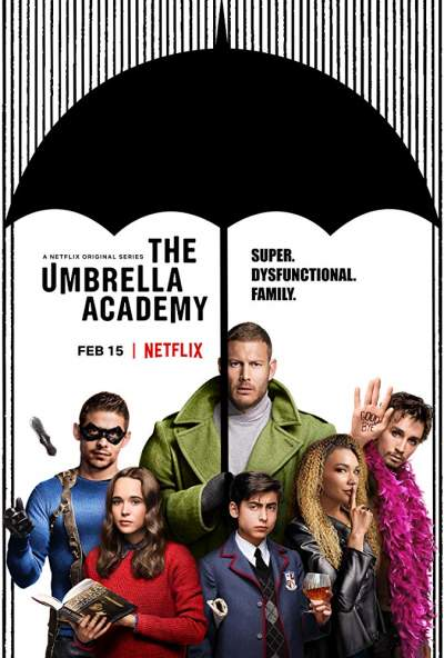 TV Series: The Umbrella Academy (Complete Season 1)