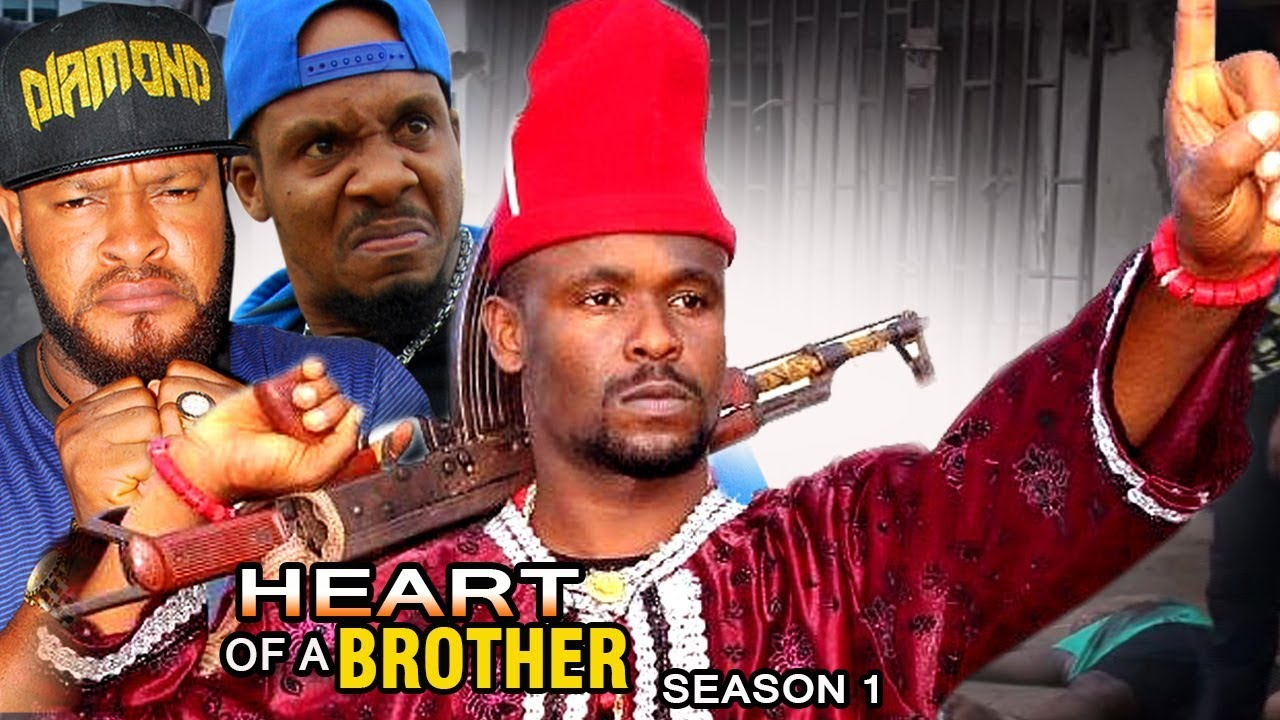 Heart of a Brother (2017)