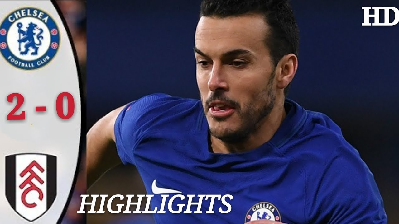 Chelsea 2 - 0 Fulham (Dec-02-2018) Premier League Highlights