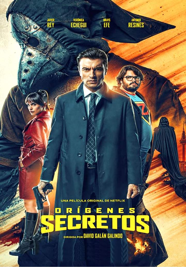 Unknown Origins (2020) [Spanish]