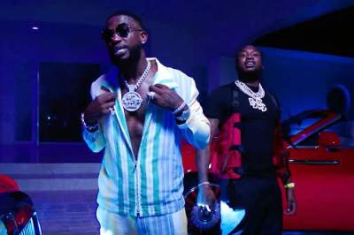 Video: Gucci Mane - Backwards (feat. Meek Mill)