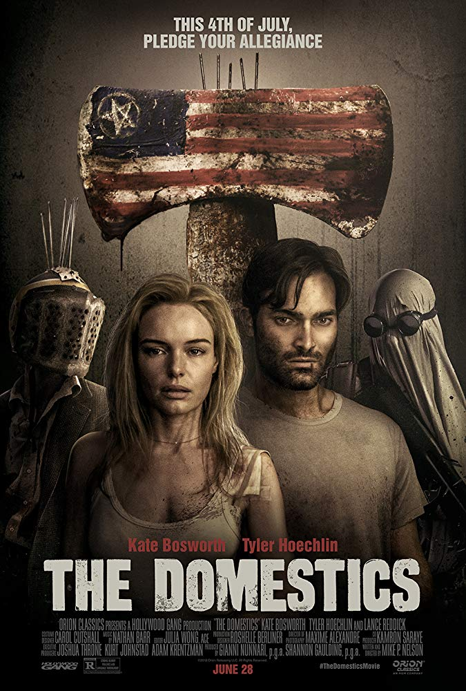 MOVIE :The Domestics