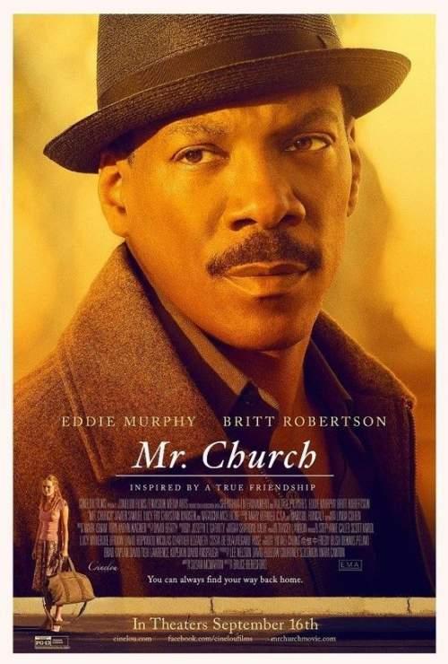 Mr Church (2016) [Starr. Eddie Murphy]