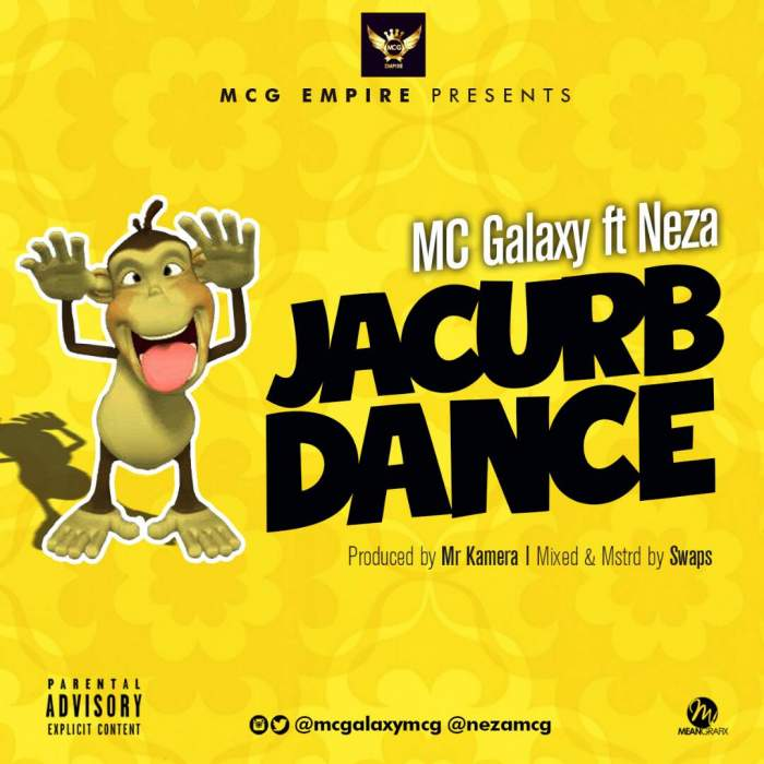 MC Galaxy - Jacurb Dance (feat. Neza)