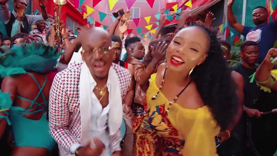 Joe El & Yemi Alade - Celebrate