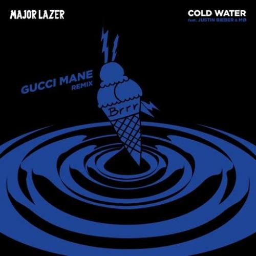 Major Lazer - Cold Water (Remix) (feat. Gucci Mane, Justin Bieber & MØ)