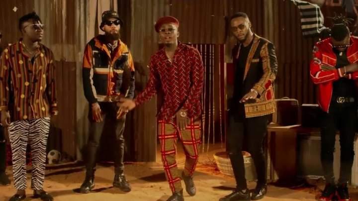 Umu Obiligbo - Culture (feat. Phyno & Flavour)