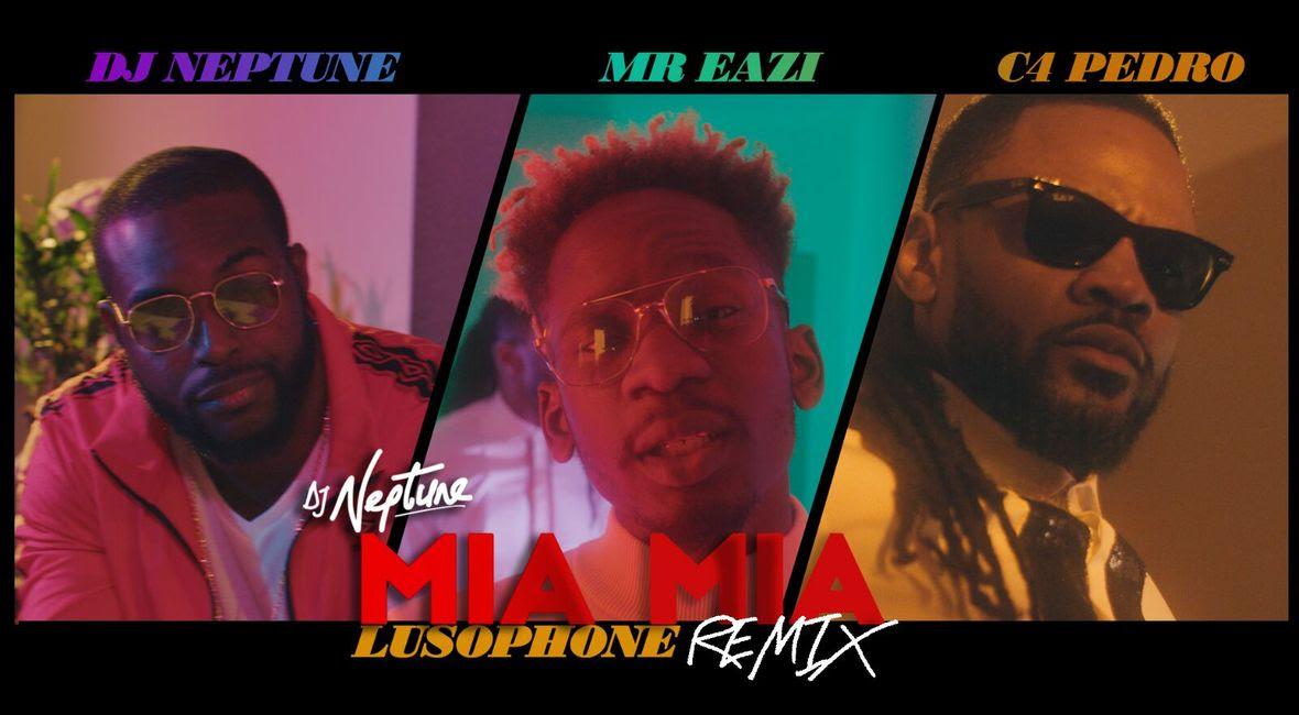 DJ Neptune - Mia Mia (feat. C4 Pedro & Mr Eazi)