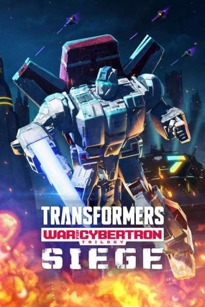 Series Download: Transformers: War for Cybertron (Complete Season 1)