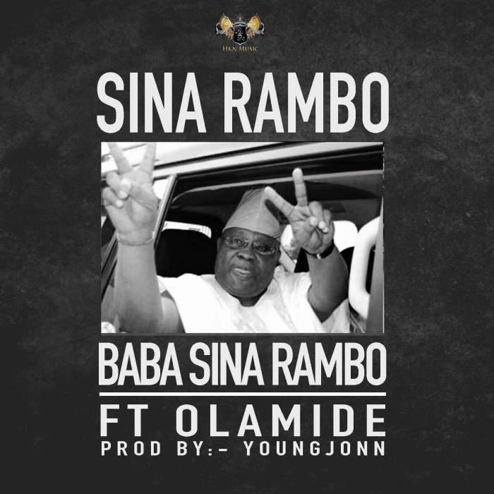 Sina Rambo - Baba Sina Rambo (feat. Olamide)