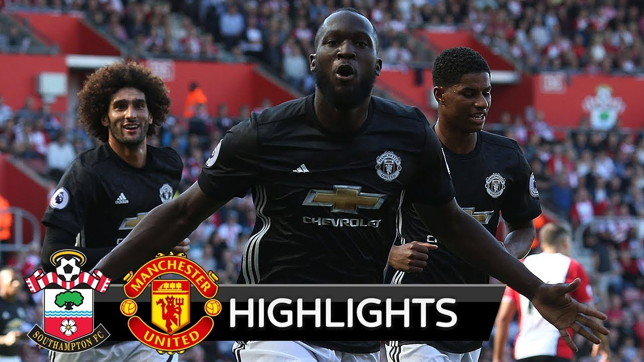 Southampton 0 - 1 Manchester United (Sep-23-2017) Premier League Highlights