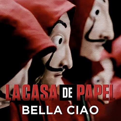 La Casa de Papel - Bella Ciao (feat. Álvaro Morte & Pedro Alonso)
