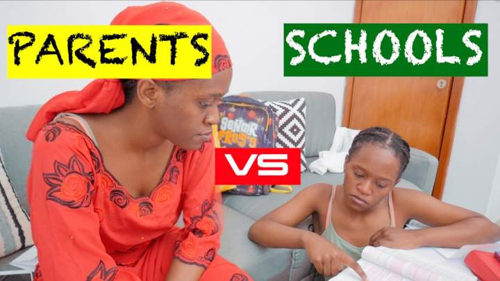 Maraji - Parents vs. Schools
