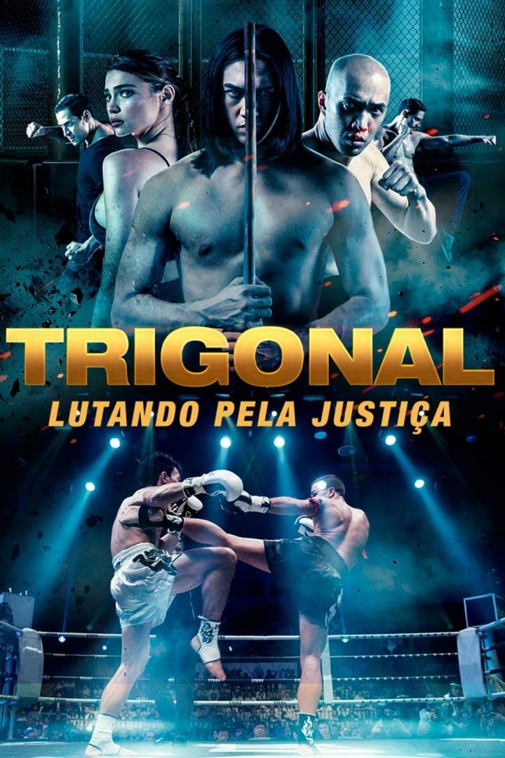 The Trigonal: Fight for Justice (2018)