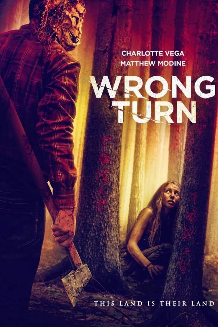Wrong Turn (2021)