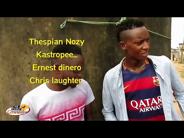 Video: Real House Of Comedy - First Class Barbing Salon