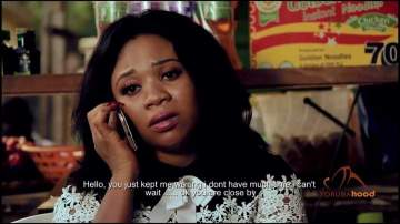 Yoruba Movie: Adaripon (Agama Lizard) (2019)