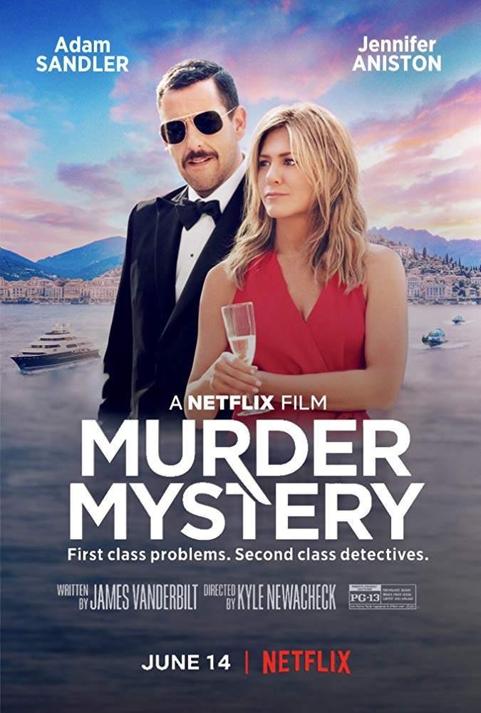 MOVIE :Murder Mystery