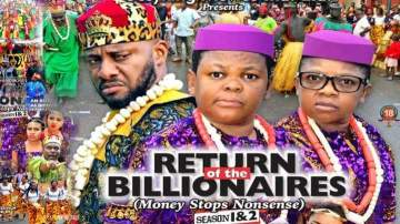 Nollywood Movie: Return of the Billionaires (2019)  (Parts 1 - 8)