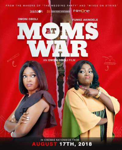 Nollywood Movie: Moms at War (2018)