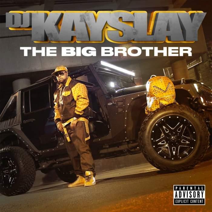 DJ Kay Slay - Cold Summer (feat. Kendrick Lamar, Mac Miller, Kevin Gates & Rell)