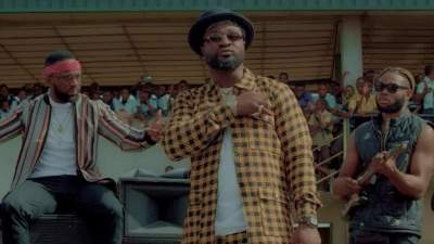 Video: Harrysong - Selense II (feat. Iyanya & Dice Ailes)
