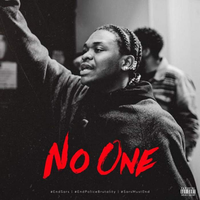Dice Ailes - No One (#EndPoliceBrutality)