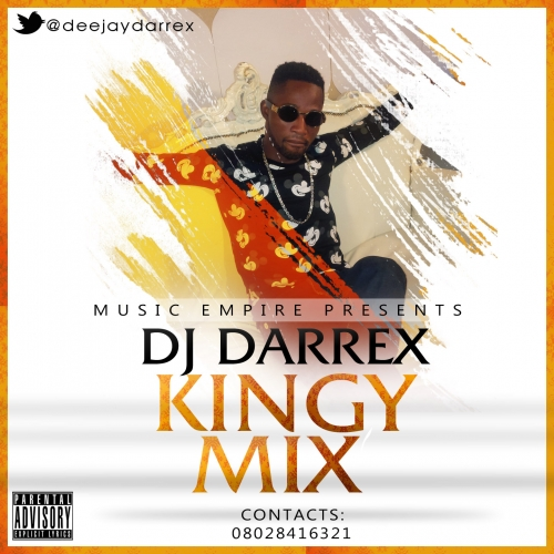 DJ Darrex - Kingy Mix