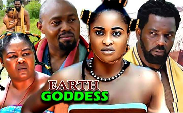 Earth Goddess (2021)