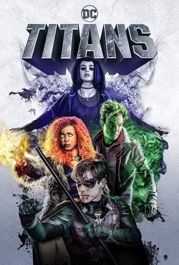 New Episode: Titans Season 1 Episode 10 - Koriand'r