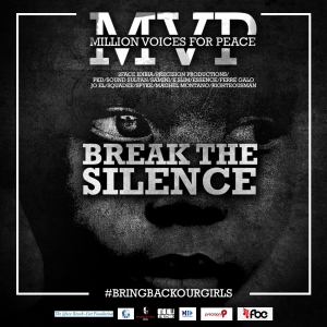 MVP - Break The Silence (feat. 2Face, Samini, K-Slim, PKD, Squadee, Spyke, Sound Sultan, Essence, Righteousman, Jo El, Ferre Galo, Machel Montano)
