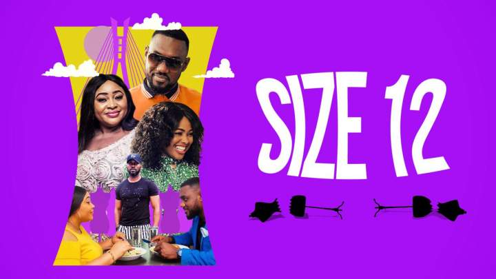 FRESH MOVIE :Size 12 (2019)