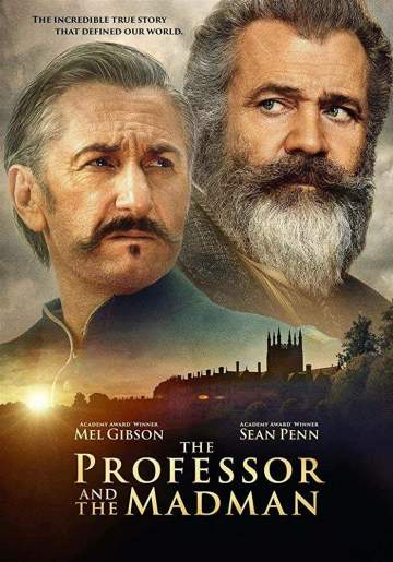 Movie: The Professor and the Madman (2019)