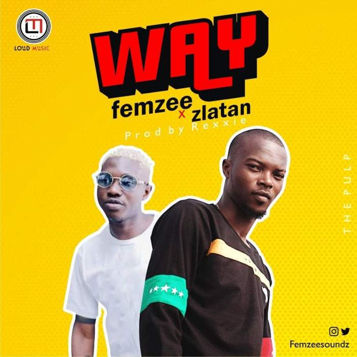 Femzee - Way (feat. Zlatan)