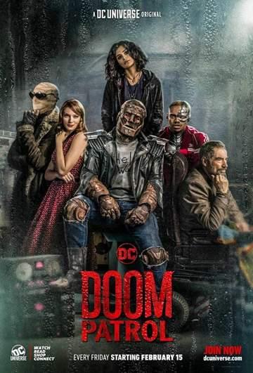 New Episode: Doom Patrol Season 1 Episode 10 - Hair Patrol