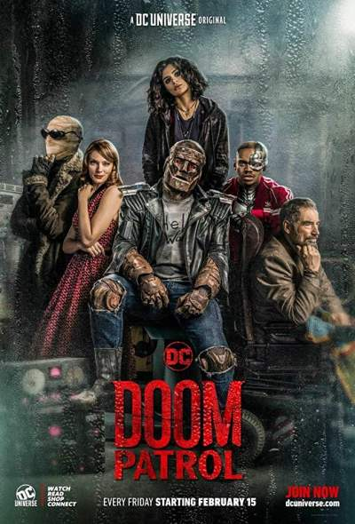 New Episode: Doom Patrol Season 1 Episode 1 - Pilot