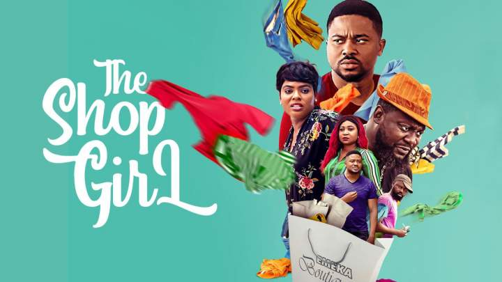 The Shop Girl (2019)